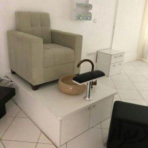 ارائه کننده صندلی پدیکور